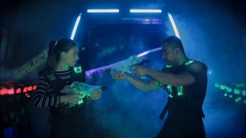 The Zone Laser Tag